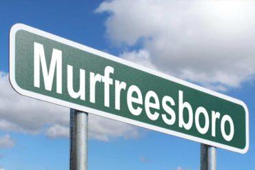 Murfreesboro Utility Numbers
