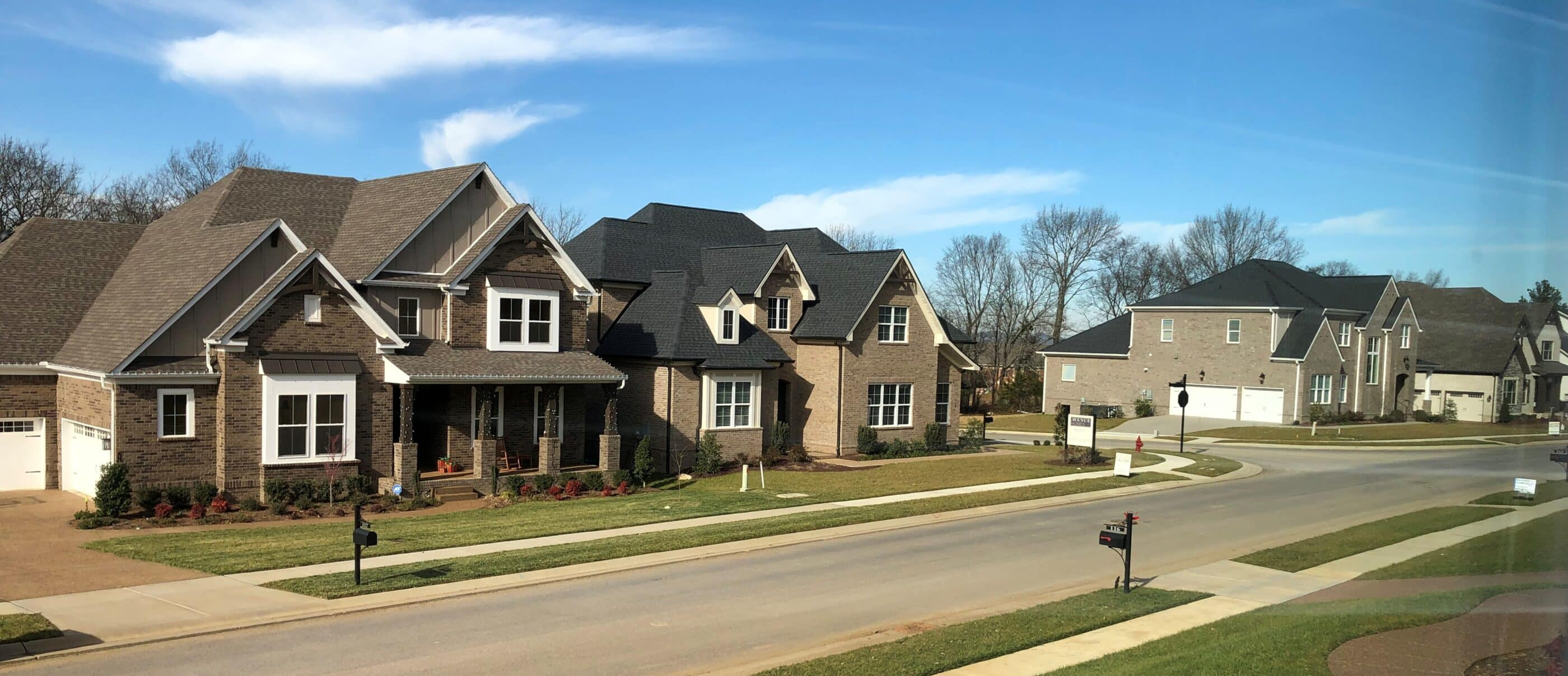 Nolensville tn new construction real estate