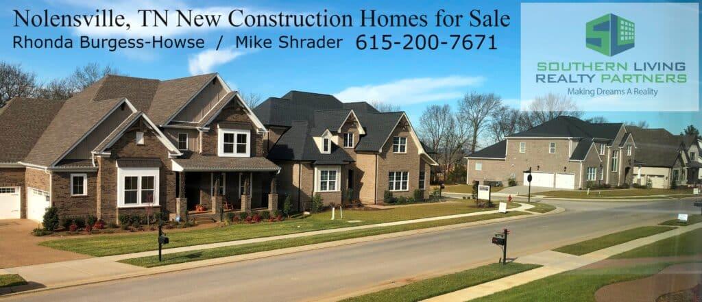 Nolensville Tn New Home Builders